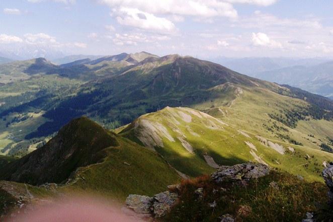 Bergwelt Saalbach Hinterglemm